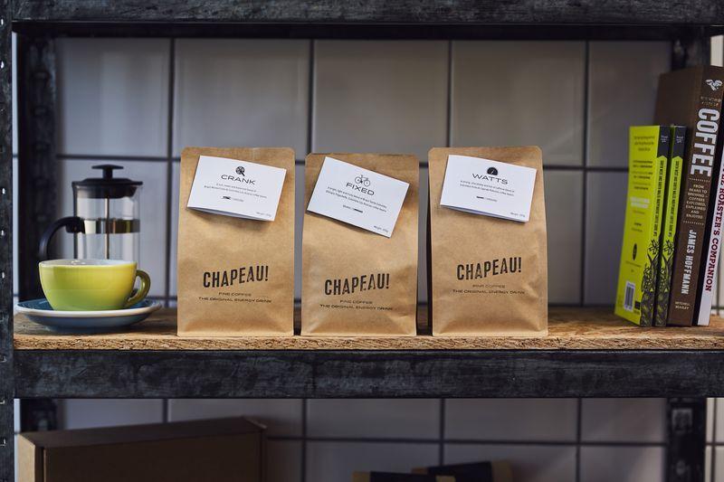 Chapeau Crank Coffee